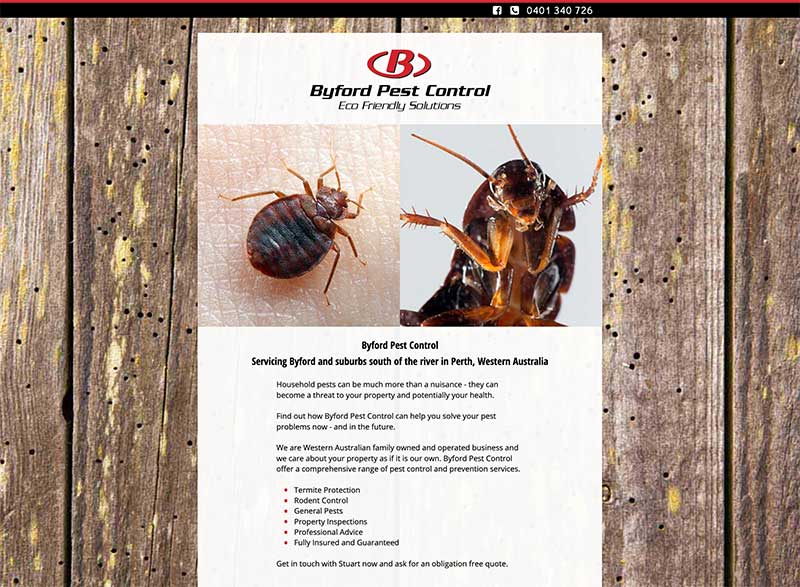 Byford Pest Control