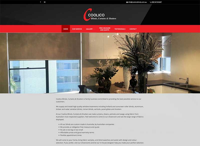 Coolico Blinds