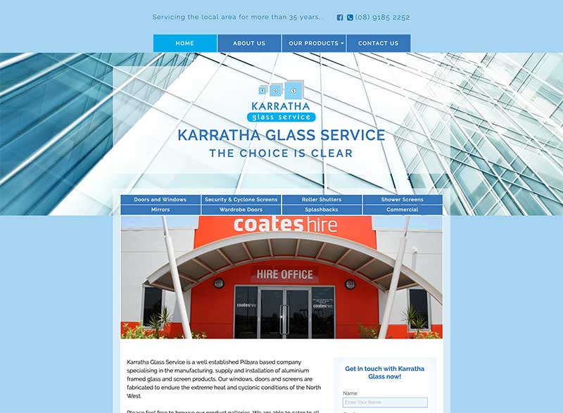 Karratha Glass Service