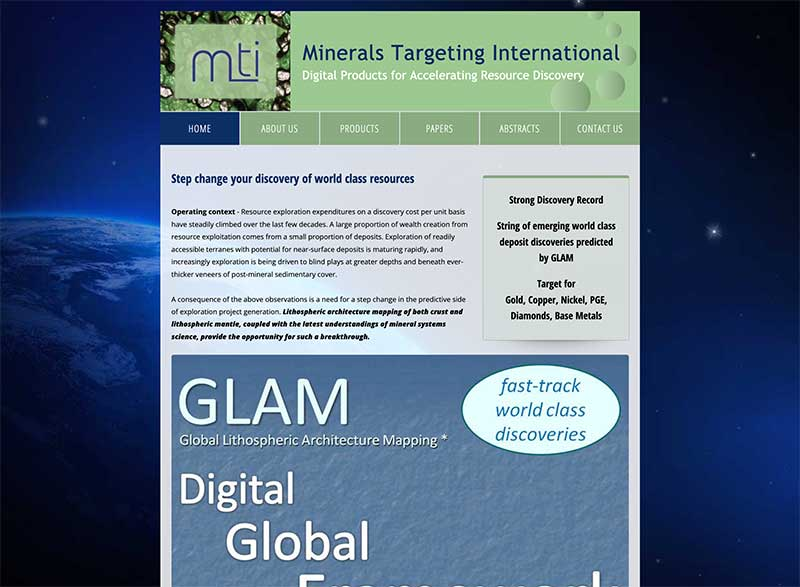 Minerals Targeting International