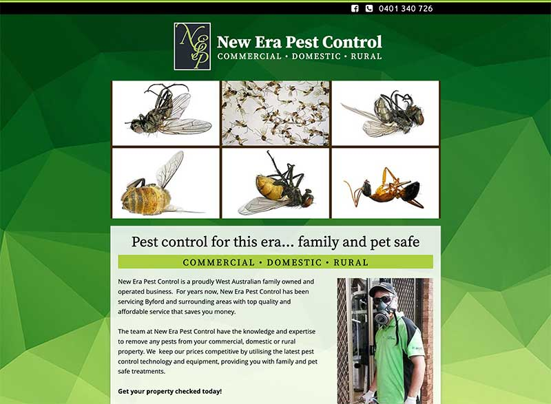 New Era Pest Control