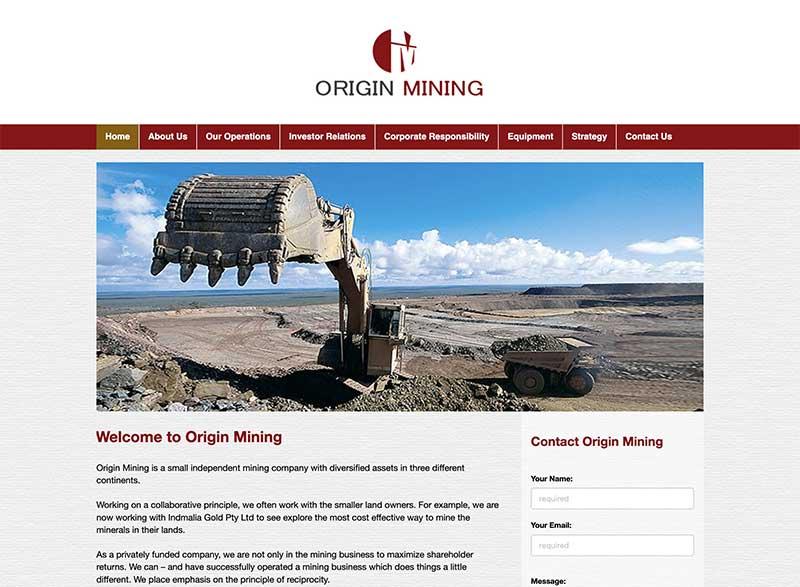 Origin Mining