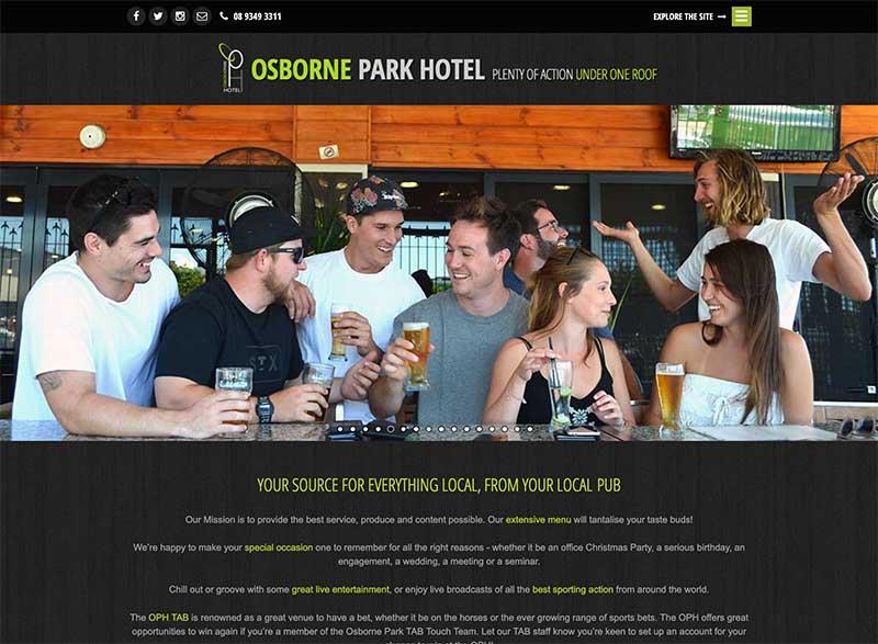 Osborne Park Hotel