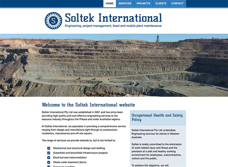 Soltek International