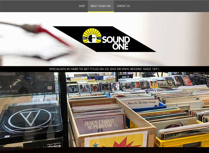 Sound One